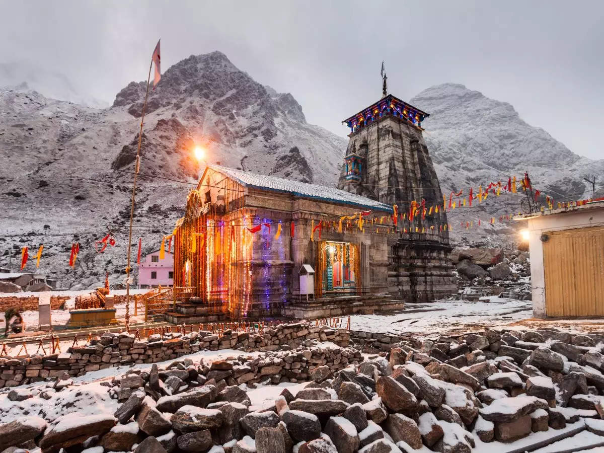 Char Dham Yatra to start from today; state government issues new SOP