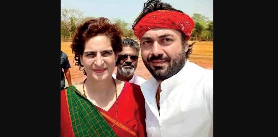 Uttar Pradesh: Young Turk Lalitesh Tripathi quits Congress?