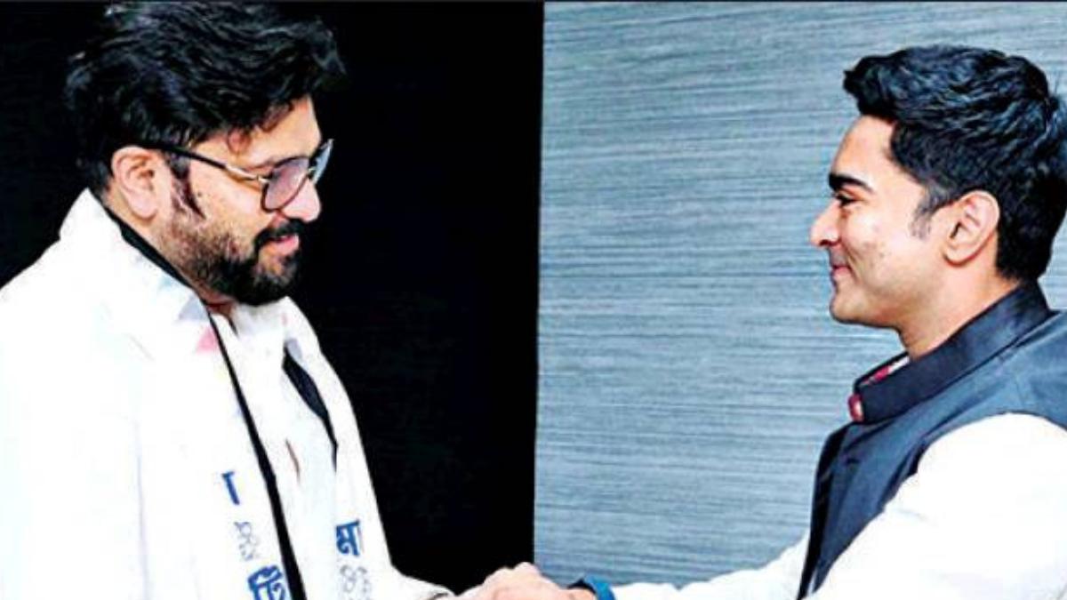 West Bengal: Babul Supriyo joins Trinamool, says decision made in 'last 3 days'