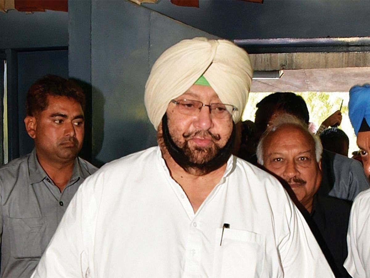 Resignations defined ex-Punjab CM Captain Amarinder Singh's political career