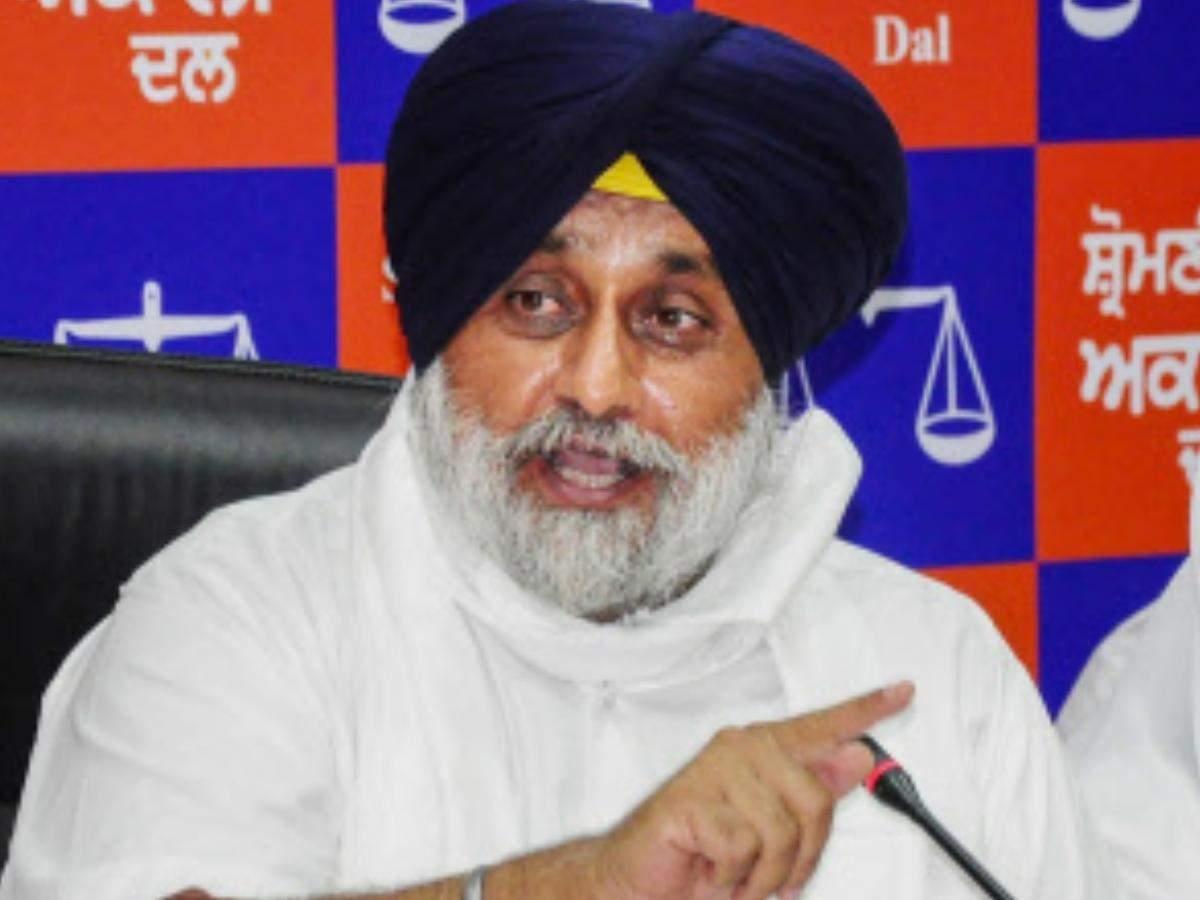 Resignation is acceptance of Congress failure in Punjab: SAD