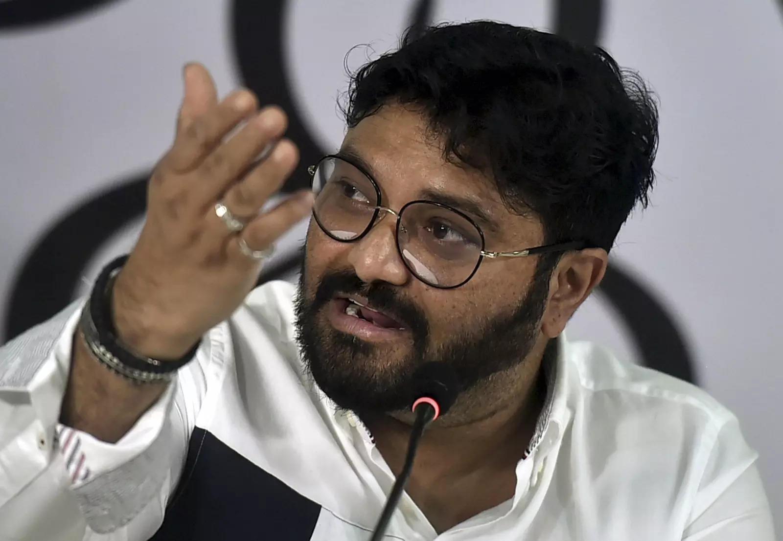 Babul Supriyo joined TMC to evade coal theft, cow smuggling cases: BJP MP Jagannath Sarkar