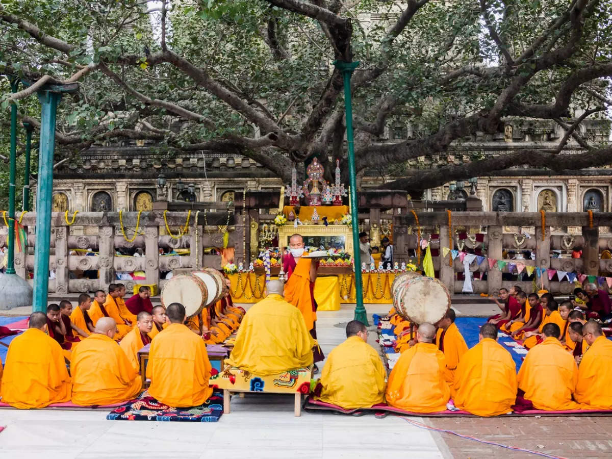 India's most important Buddhist sites