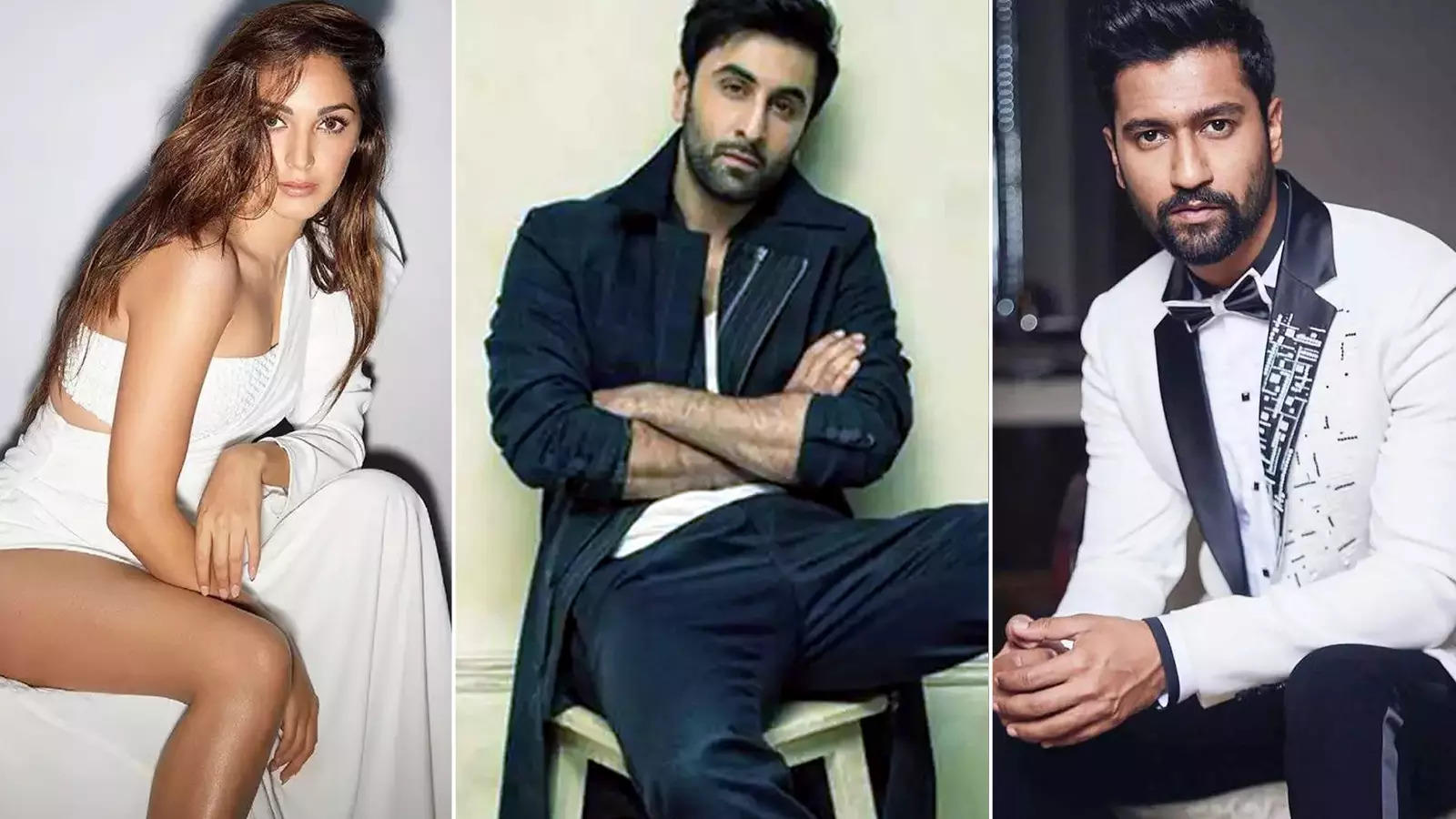 Ranbir Kapoor to join Vicky Kaushal and Kiara Advani for a special song in 'Mr  Lele'? | Hindi Movie News - Times of India