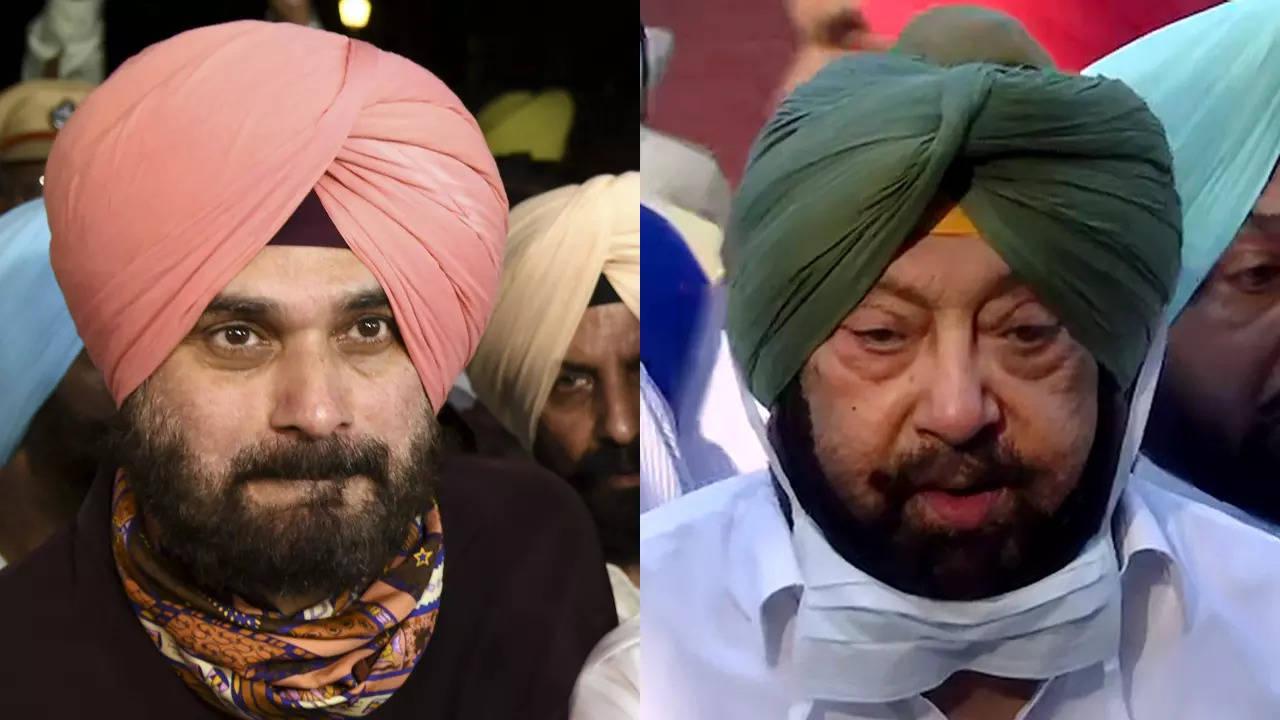Sidhu a 'dangerous man', will make any sacrifice to keep him away from Punjab CM's post: Amarinder Singh