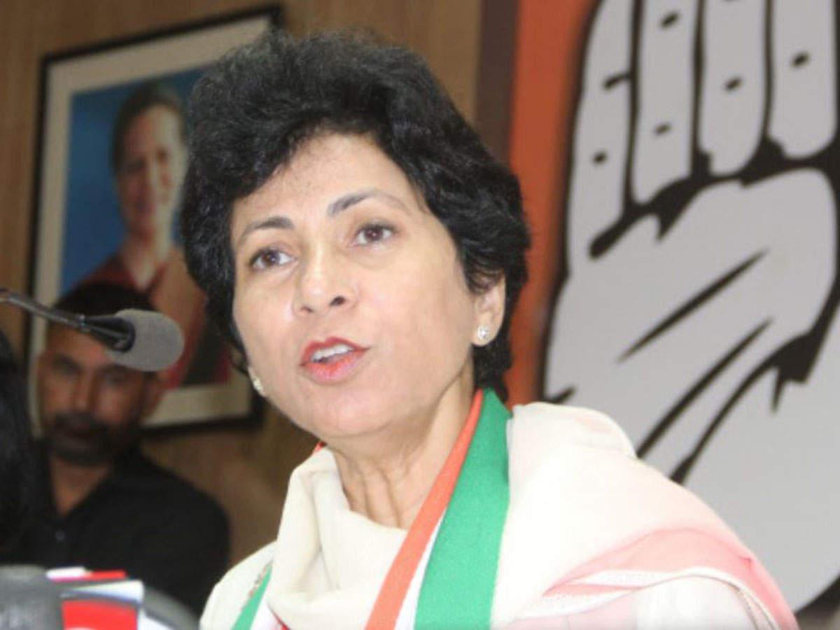 Haryana: Ministers used fuel worth lakhs during lockdown, did not even meet public, alleges HPCC president Kumari Selja