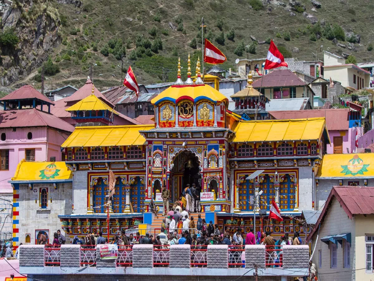 Everything you need to know about visiting the Badrinath Temple in Uttarakhand