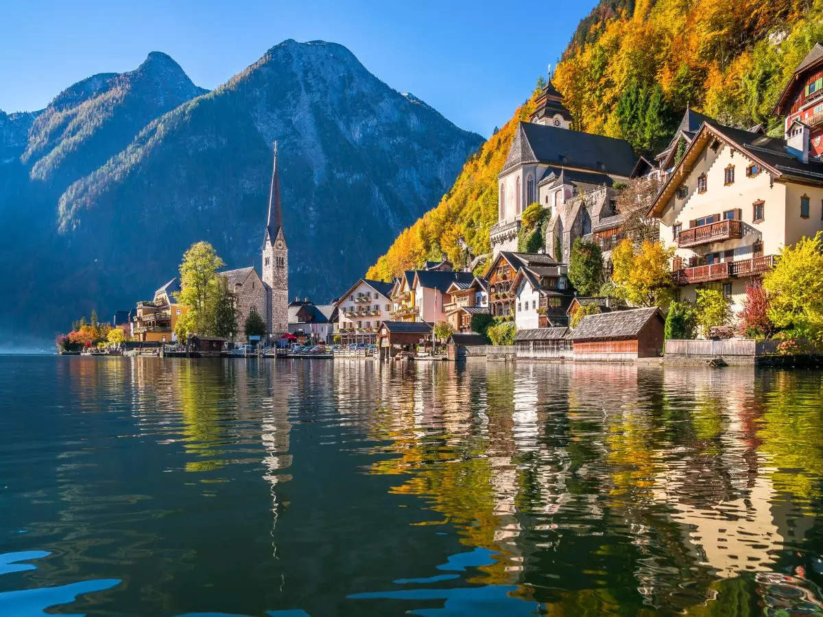 Au Naturel: Europe's most beautiful places to visit