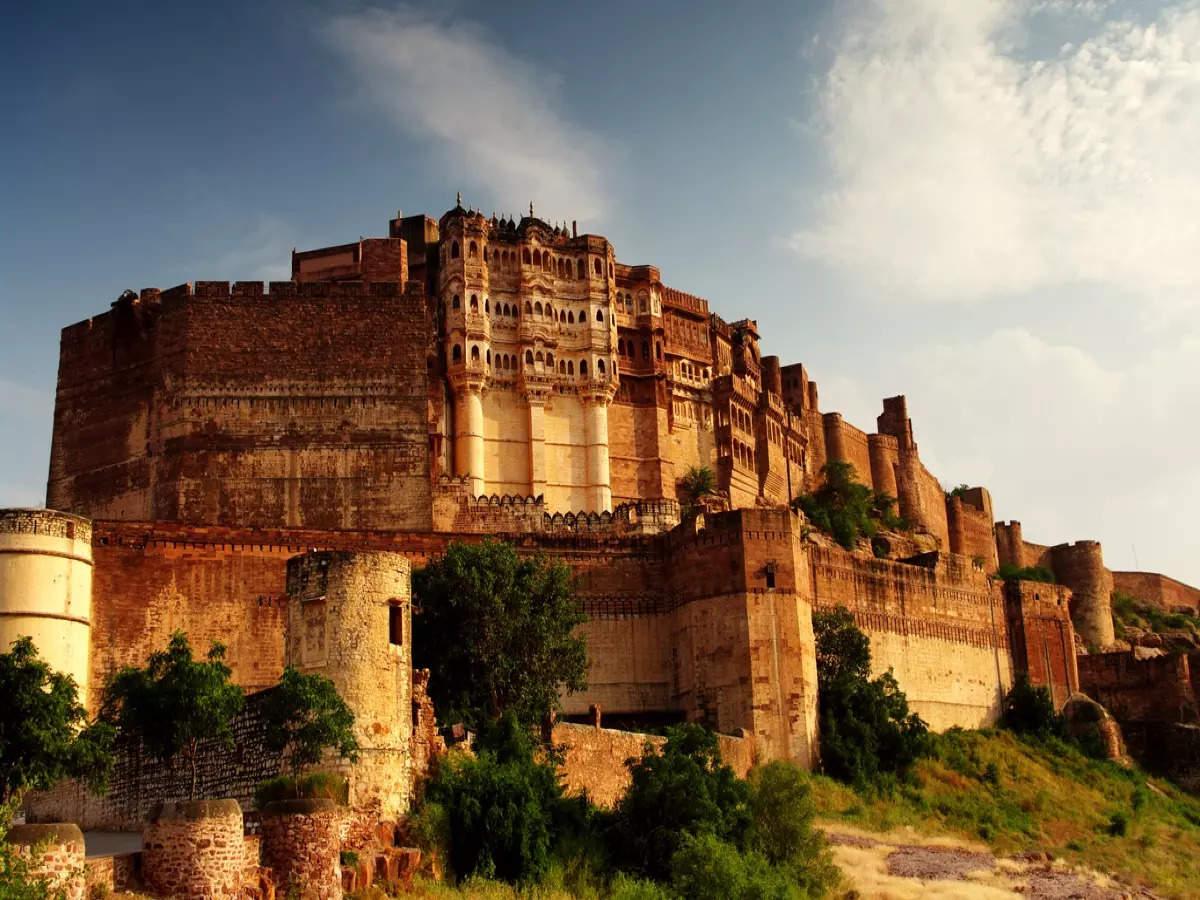 A walkthrough the magnificent Mehrangarh Fort in Jodhpur