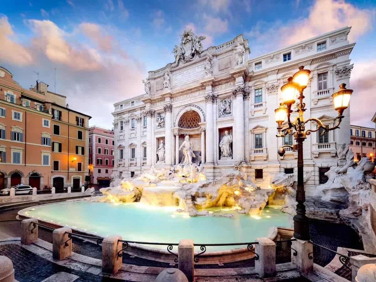 Vicus Caprarius, the City of Water: Rome's best kept secret