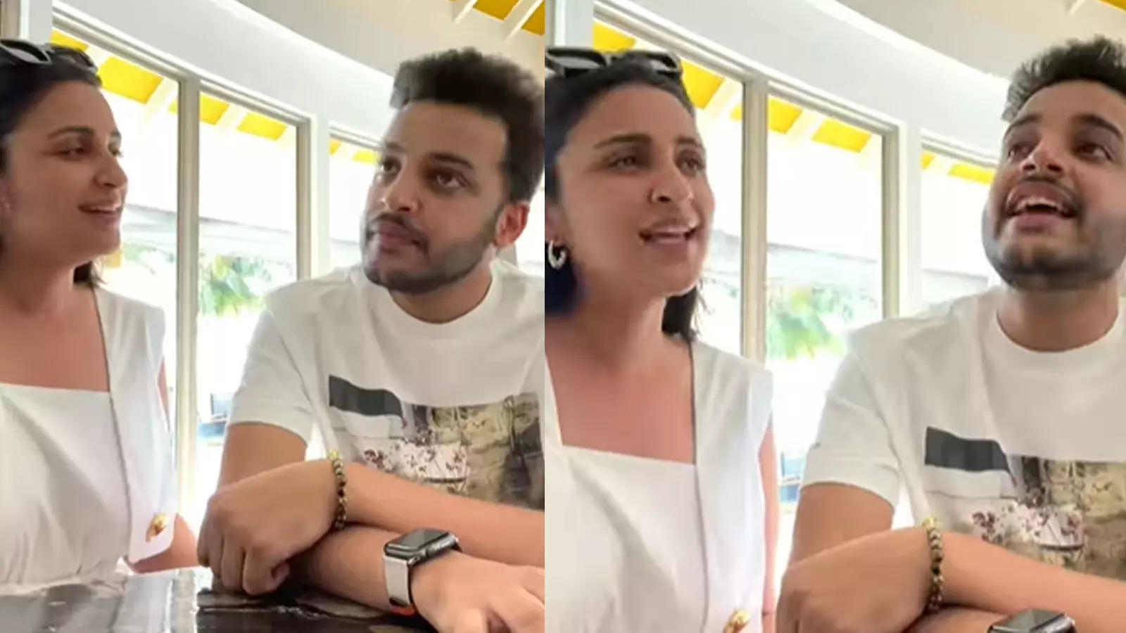 watch-parineeti-chopras-soulful-rendition-of-kalank-title-track-with-her-brother-shivang-chopra