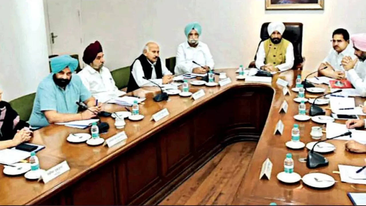 Punjab cabinet ministers yet to get portfolios