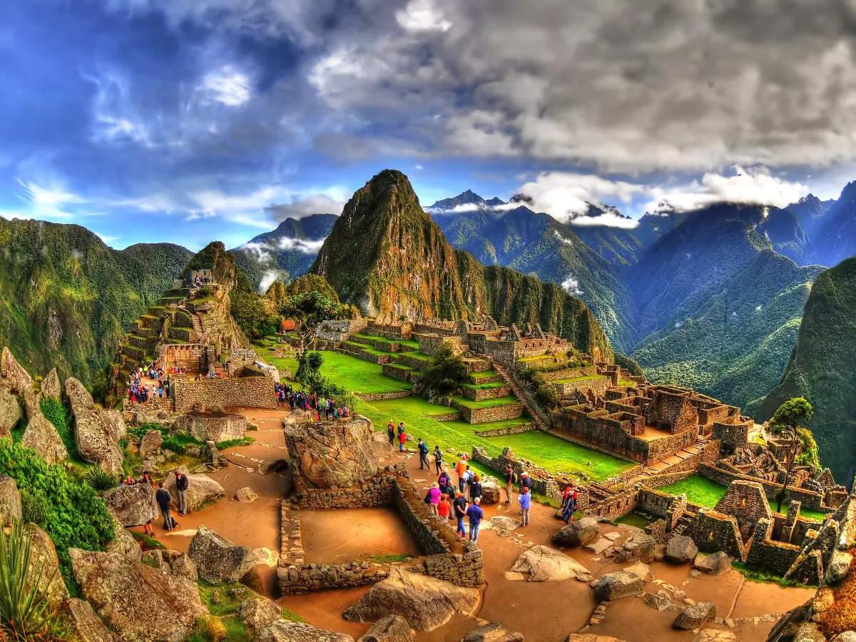 Machu Picchu is now the world's first carbon neutral tourist destination!