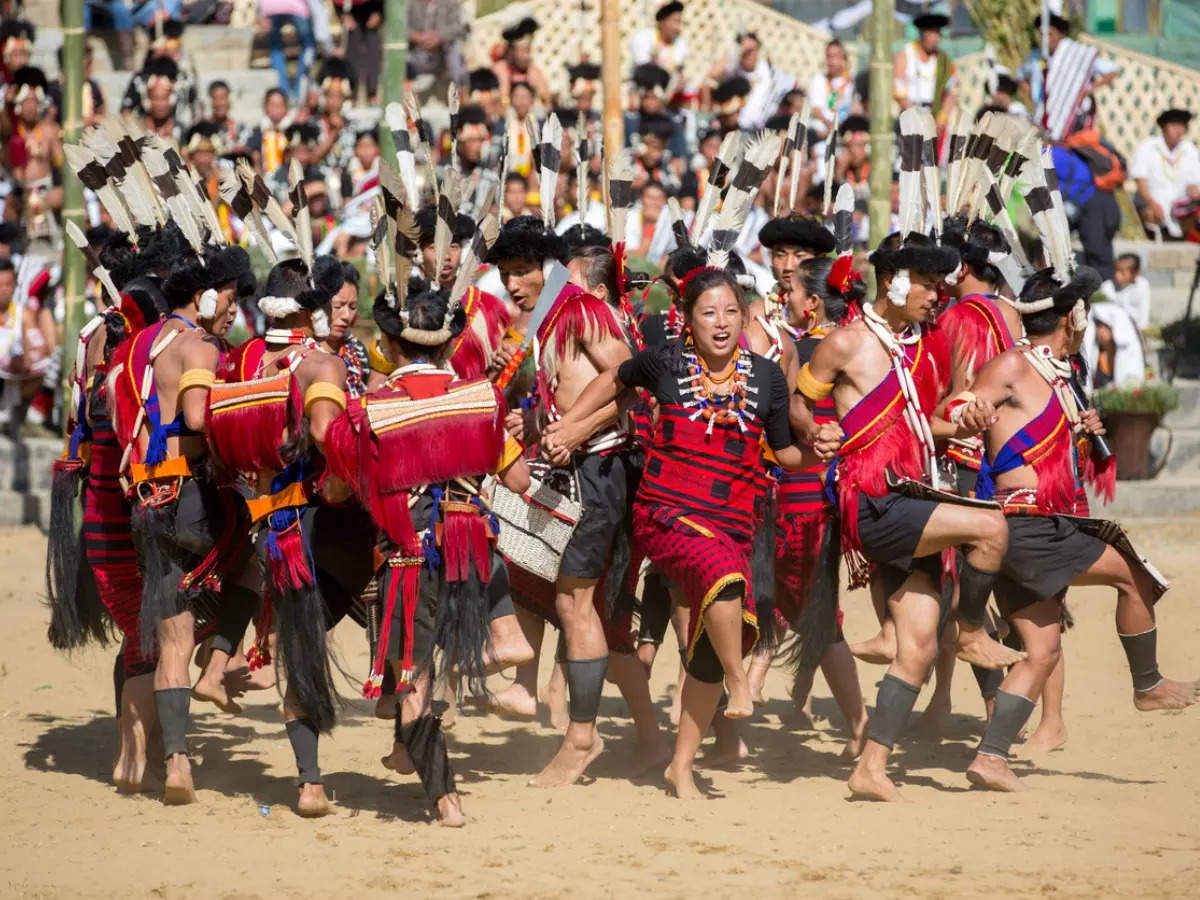 Will we be attending Nagaland's Hornbill Festival this year?