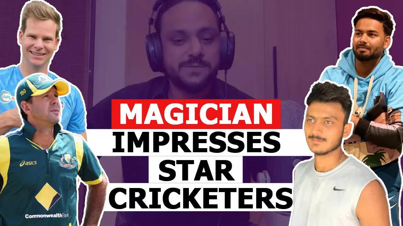 magician-impresses-star-delhi-cricketers