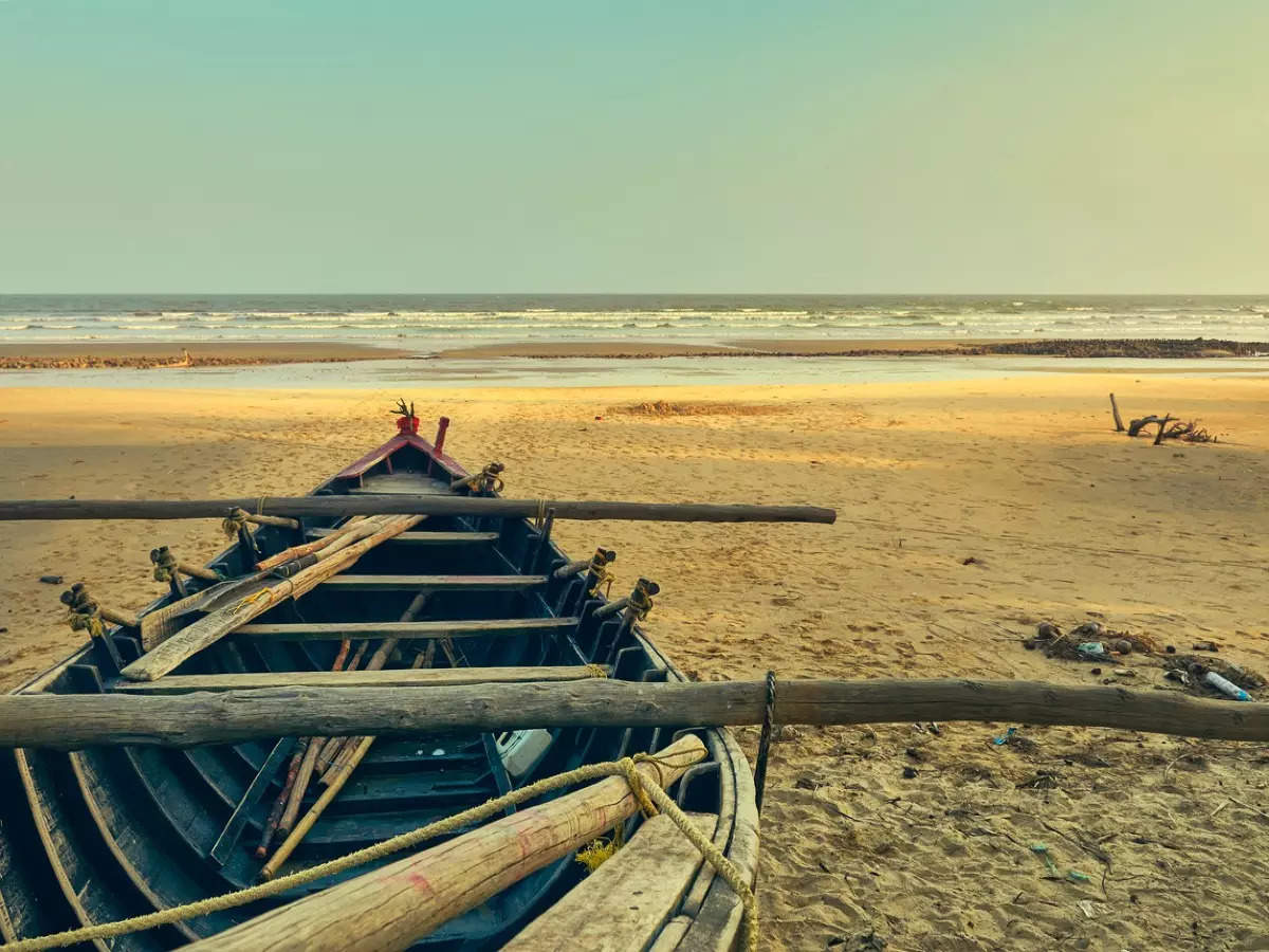 Offbeat beaches on the shores of Bay of Bengal