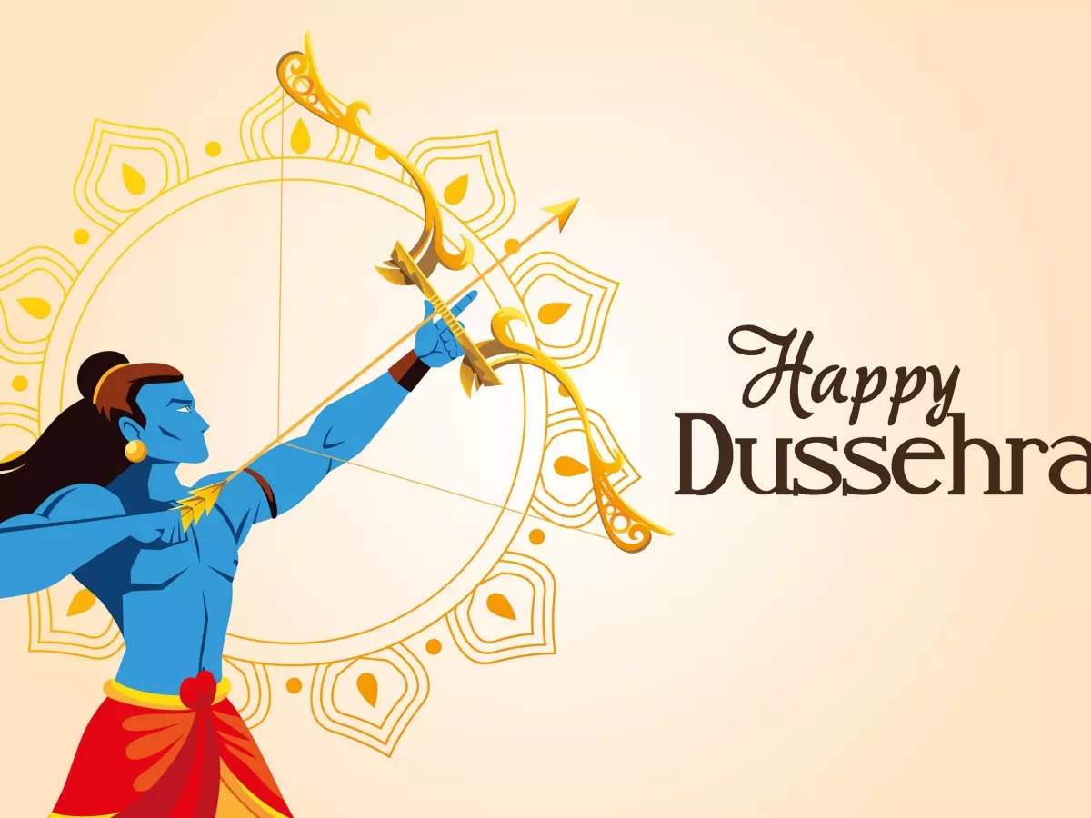 When is Dussehra 2021? History, Significance, Facts, Celebration and all  you need to know - Times of India