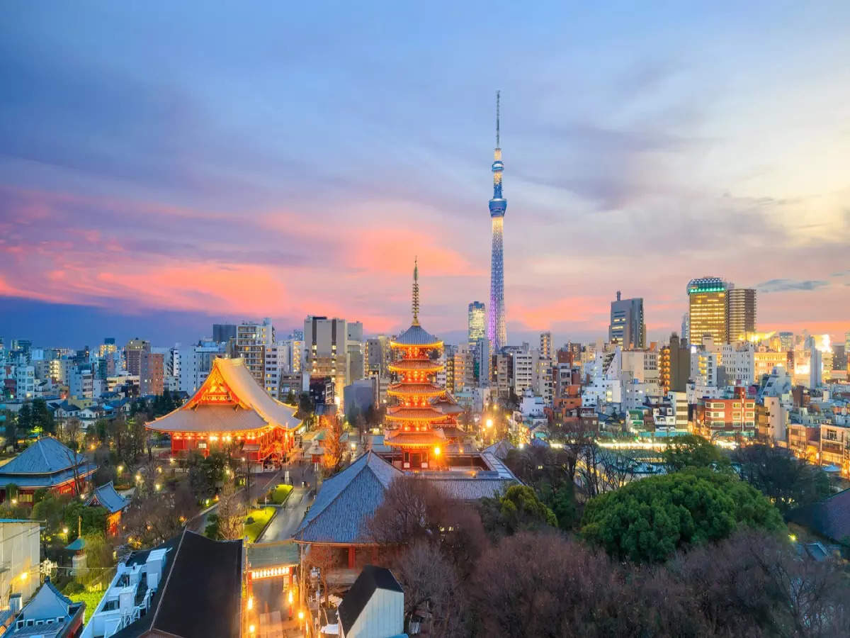 Cities globally renowned for their impressive skylines