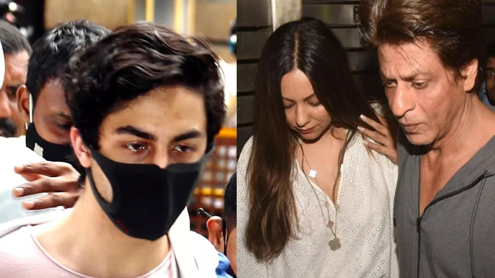 aryan-khan-breaks-down-in-tears-during-a-video-call-with-parents-shah-rukh-khan-and-gauri-khan-from-jail
