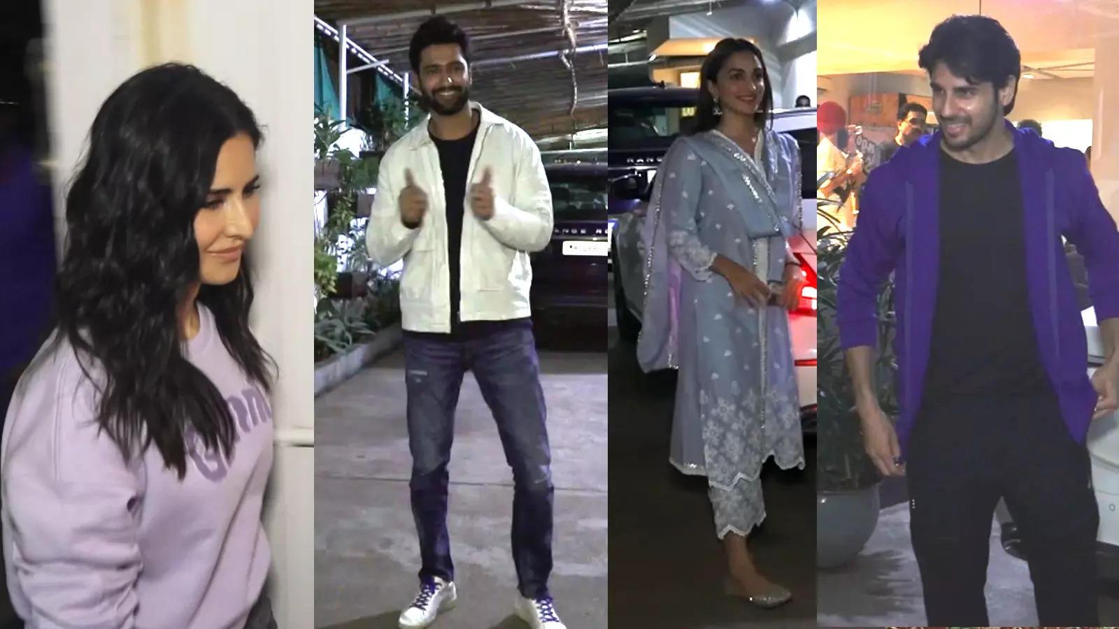 vicky-kaushal-hosts-special-screening-of-sardar-udham-katrina-kaif-sidharth-malhotra-kiara-advani-among-others-grace-the-event