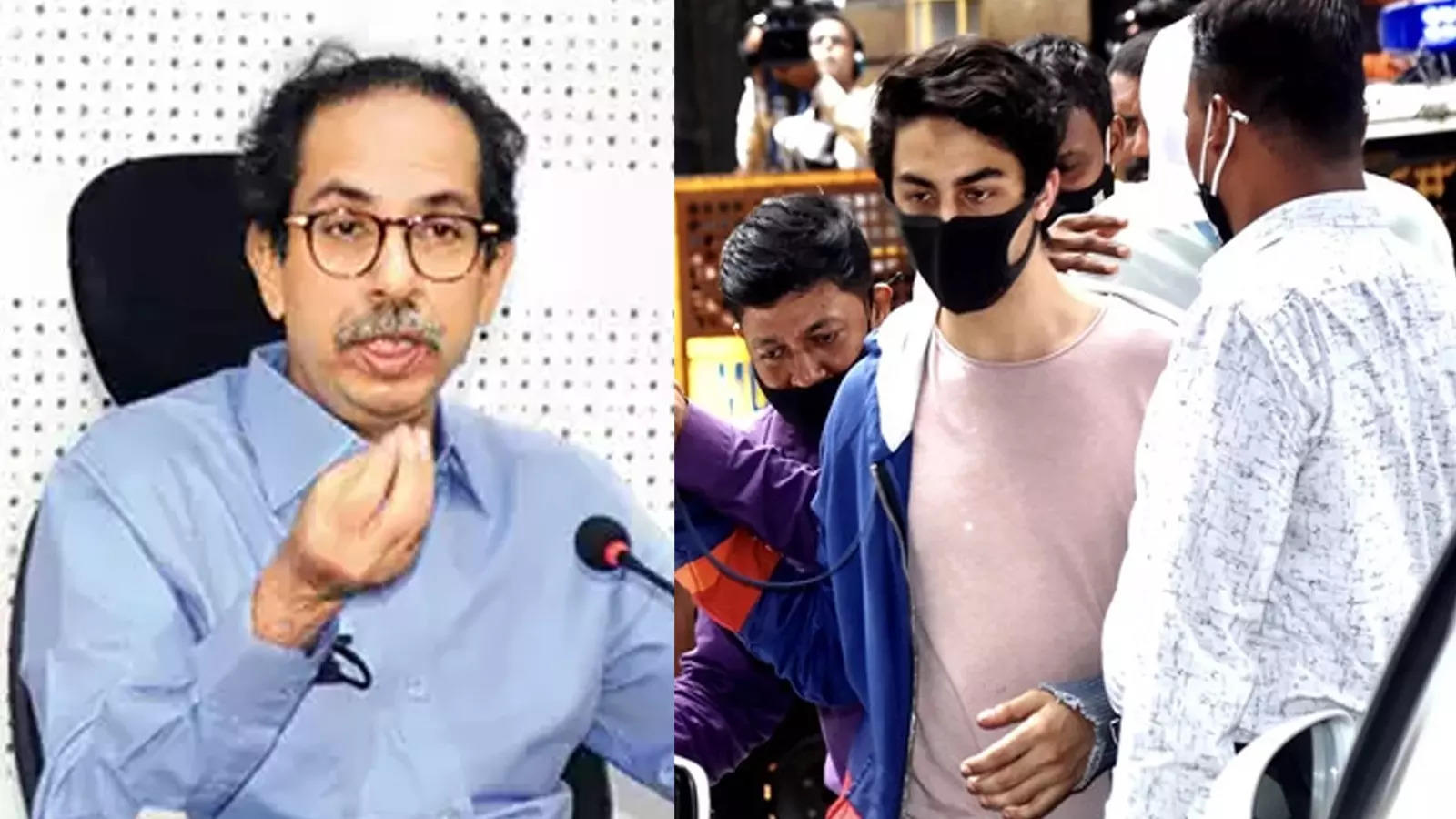 maharashtra-cm-uddhav-thackeray-says-they-are-interested-to-catch-celebrity-and-make-noise-around-it-as-he-opens-up-on-ncbs-recent-raids