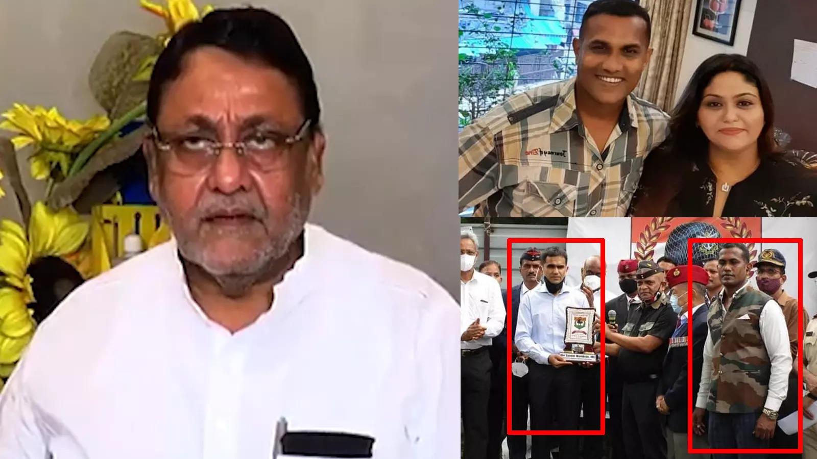 nawab-malik-slams-aryan-khan-case-investigator-accuses-ncbs-sameer-wankhede-of-picking-friend-as-witness-in-drug-case