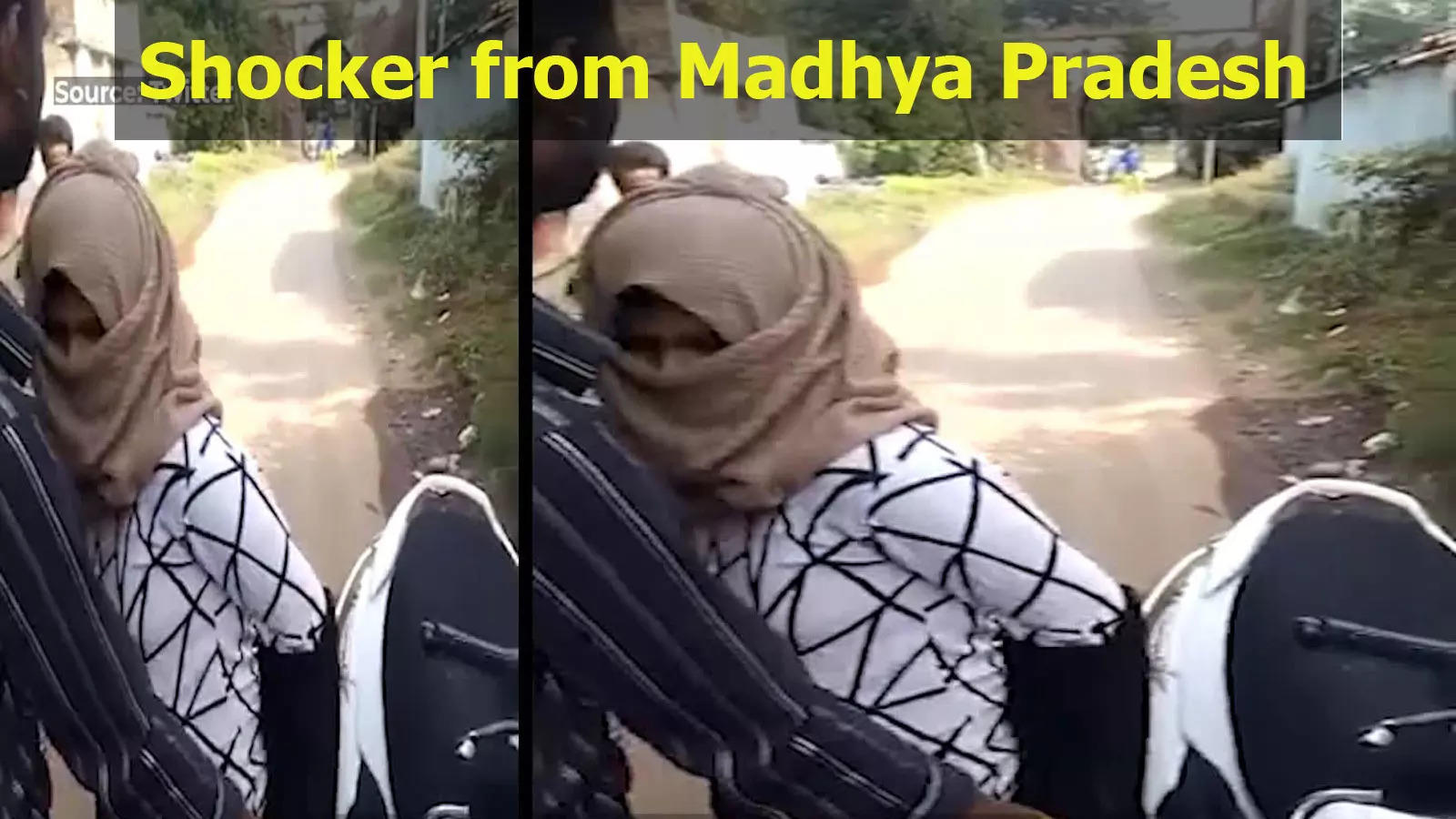 viral-video-woman-forced-to-remover-burqa-and-hijab-by-mob-in-madhya-pradesh