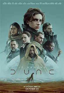 Movie Review: Dune- 4/5