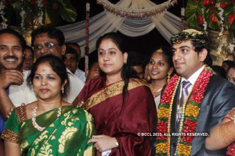 Vijayashanthi Family Photos