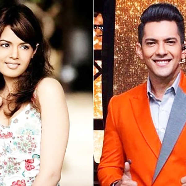 Lovely Pictures Of Aditya Narayan Shweta Agarwal Who Are All Set To Tie The Knot Photogallery Etimes
