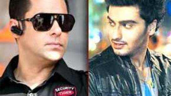 Salman Khan is upset with Arjun Kapoor