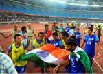 India win 2012 Nehru Cup