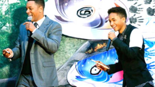Jaden Smith flaunts his musical talents in Japan