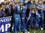 Mumbai Indians win maiden IPL title