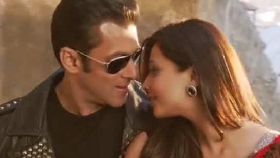 Jai Ho: 'Tere Naina' song