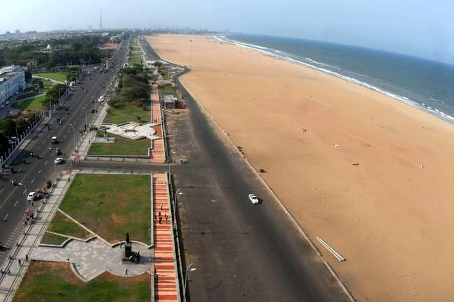 Marina Beach Chennai | Beach in Chennai | Times of India Travel