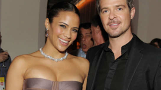 Miley Cyrus behind Robin Thicke and Paula Patton's split?