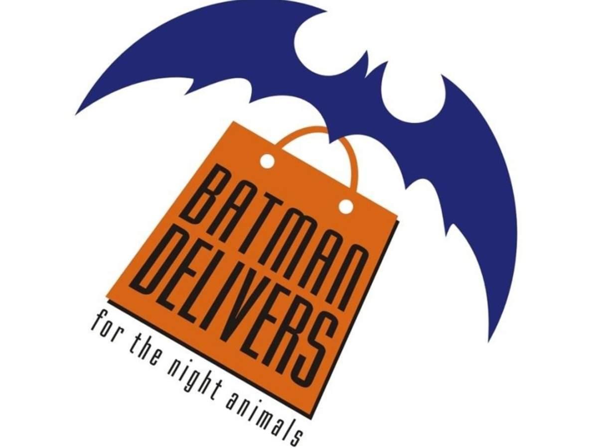 Batman Delivers