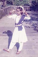 Unseen childhood pictures of Anandi of Balika Vadhu