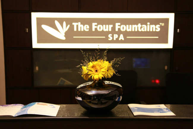 Four Fountains