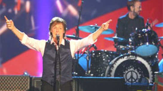 Illness forces McCartney to cancel concerts