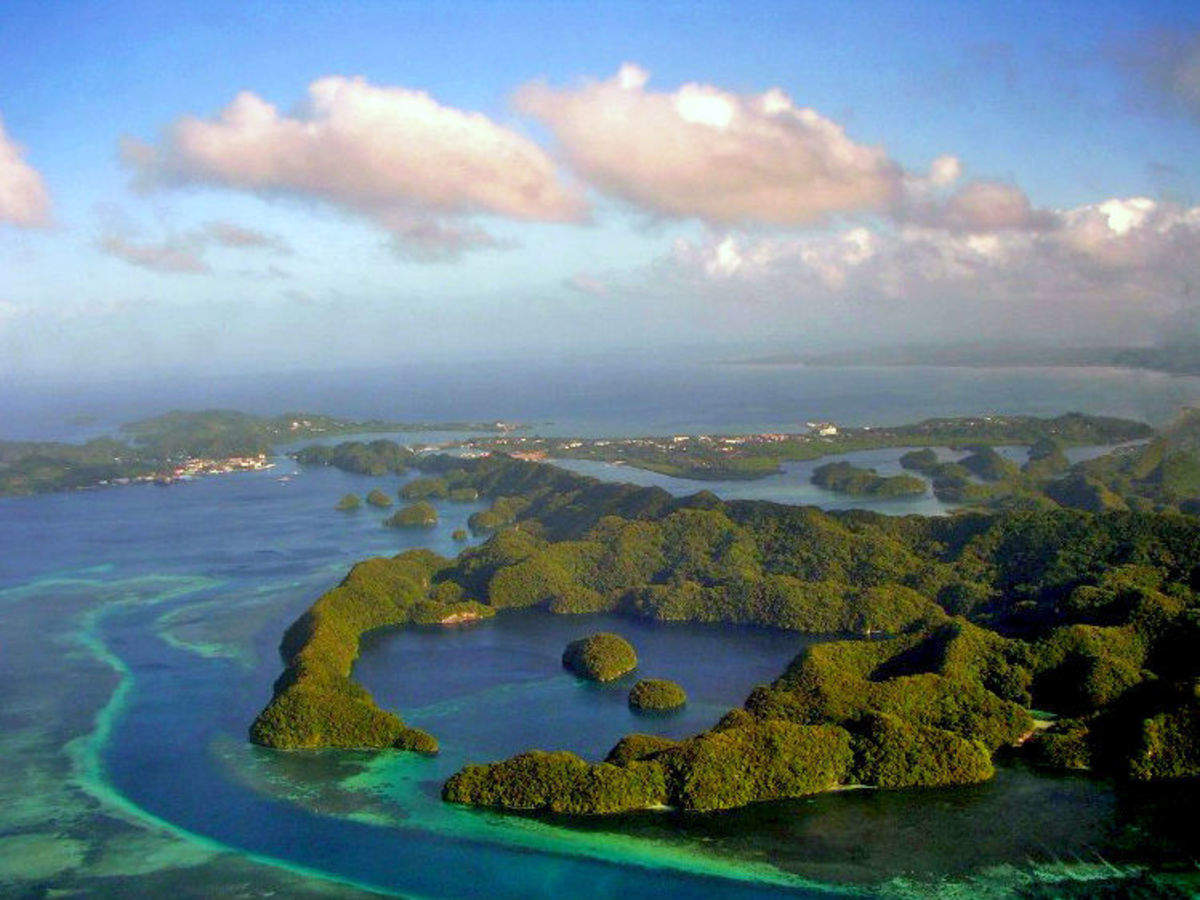 جزایر راک پائولو