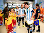 12 fascinating facts about Messi and his men