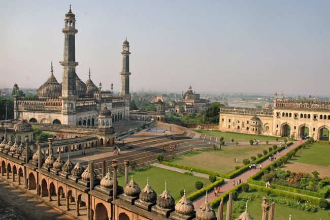 Image result for lucknow bada imambara