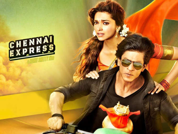 Chennai Express : Lesser Known Facts