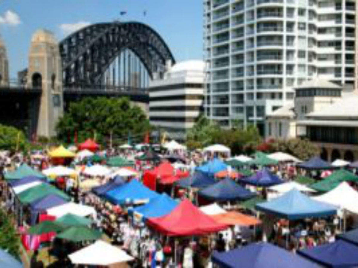Kirribilli Markets Sydney Get The Detail Of Kirribilli Markets On Times Of India Travel