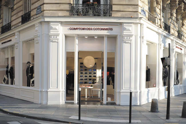 Comptoir Des Cotonniers Paris Get The Detail Of Comptoir Des
