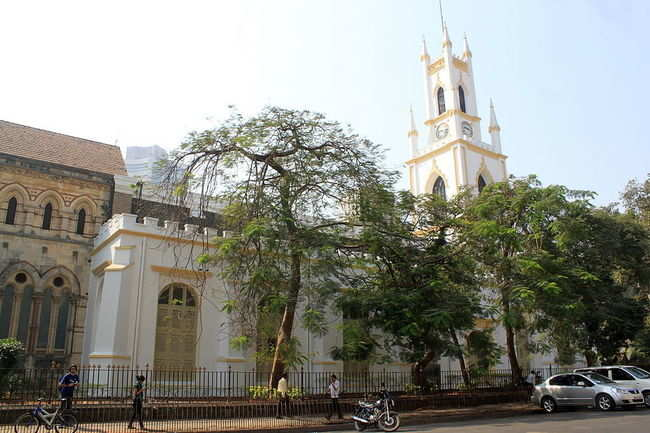 Image result for St. Thomas Cathedral, Mumbai