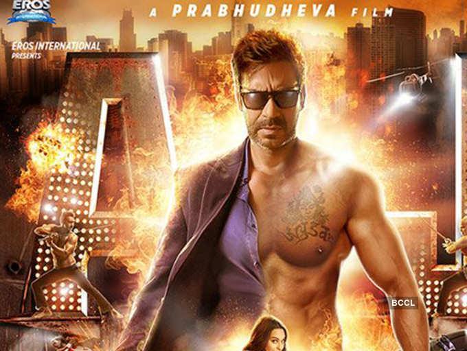 Action Jackson 12 Reasons To Watch This Prabhu Dheva Film