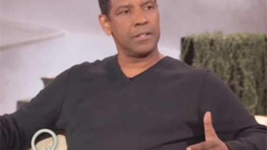 The Equalizer: Denzel Washington's interview
